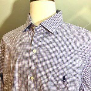 Men's Polo Ralph Lauren NWOT Dress Shirt